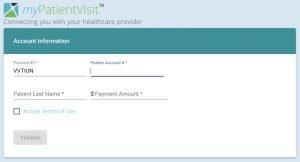 Express Pay Portal