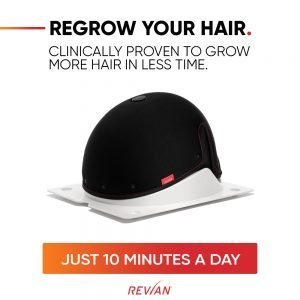 Revian Red Hair Growth System