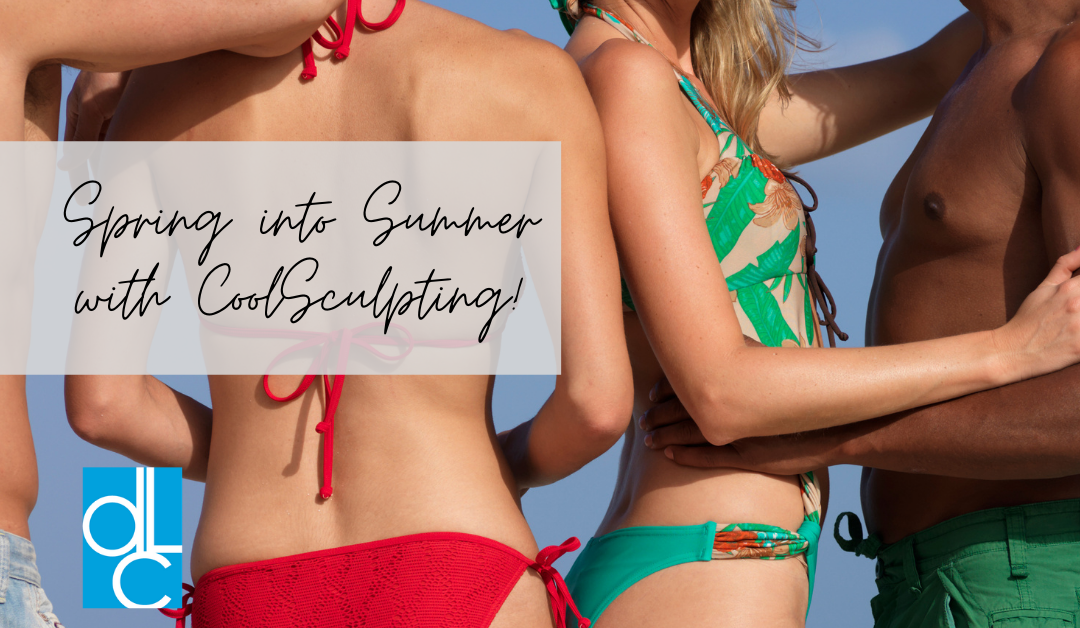 Spring into Summer with CoolSculpting!